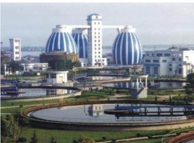 杭州四堡污水处理厂防腐工程