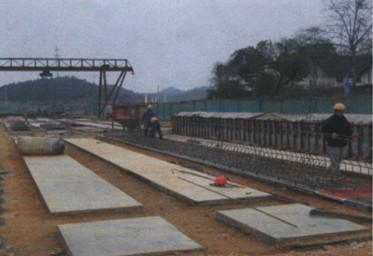 景德镇湘官一级公路建设